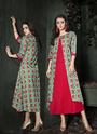 Floor Length Exclusive Kurti