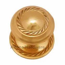 Ittai Brass Cabinet Knob