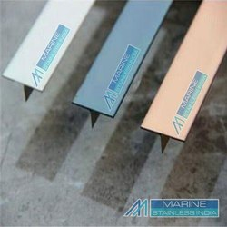 Stainless Steel Colour Coated Profiles