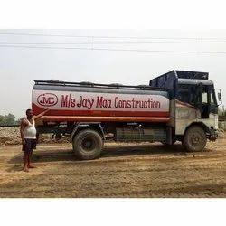 Truck Water Tanker service