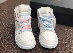 Nike Air Jordan 1 Girls Shoes