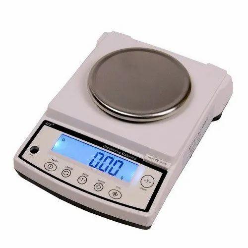 Calibrated Electronic Balnce Electronic Balance, Accuracy: 1grm, Capacity: 5kg