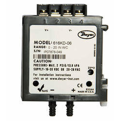 Compact Differential Pressure Transmitter