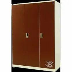 3 Door Delite Kom Powder Coated Cupboard