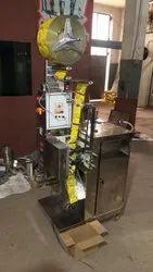 Hand Sanitizer Sachets Packing Machine
