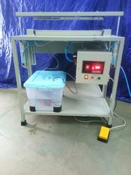 Pneumatic Operated Diaper Sealing Machine