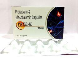 Pregabalin 75mg   Methylcobalamin750mcg