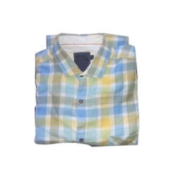 Large And XL Cotton Mens Party Wear Shirt