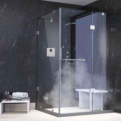 Jaquar Steam Shower Enclosure At Rs