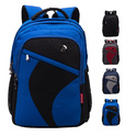 Multicolor School Cosmus Leeds 33l Polyester Waterproof Backpack