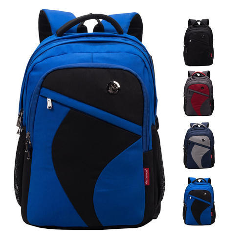 Multicolor School Cosmus Leeds 33l Polyester Waterproof Backpack 5ad0dcdfa7cab