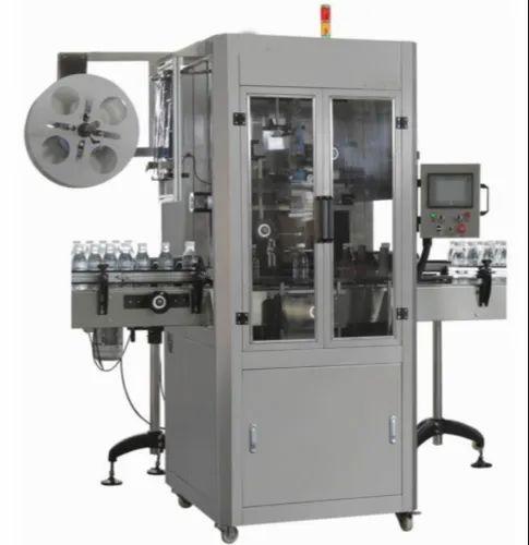 Labeling Machine - Semi Automatic Labeling Machine