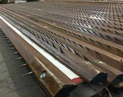 Wooden Spike Lattices