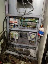 Power Control Panel Board, 600x400x300mm, Operating Voltage: 415V