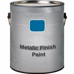Metallic Finish Paint