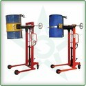 Hydraulic Barrel Lifter cum Tilter