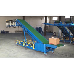 Inclined Loading Belt Conveyor