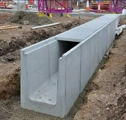 Precast U Drain At Best Price In India