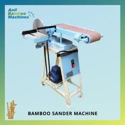 Bamboo Belt Disc Sander Machine