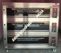 Three Deck Gas Baking Oven