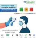 Infrared Thermometer for Covid-19 (Body / Fever Temperature Measurement)