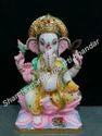 Marble Ganesh Moorti