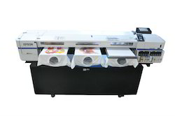 Hosiery Printing Machine