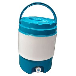 CBA Blue Plastic Water Jug, For Restaurant, Capacity: 20 Litres