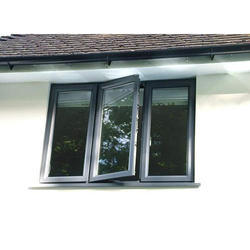 Aluminium Hinged Window