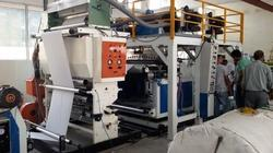 Aluminum Foil Extrusion Coating Lamination Plant