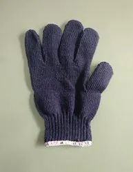 Cotton Knitted Hand Gloves 70 Grams