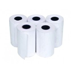 White Thermal Receipt Paper Roll