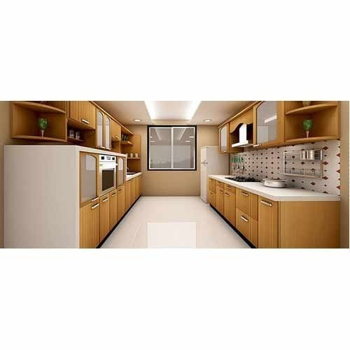 Parallel Kitchens Interior Designing Service