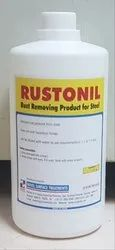 Safe Rust Remover Rustonil, Packaging Type: In Plastic Bottle And Can And Carboy