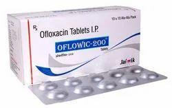 Ofloxacin 200mg Tab.