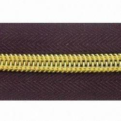 Golden Teeth Zippers