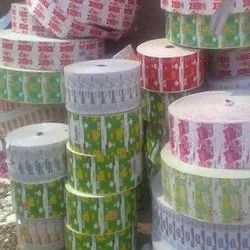 Paper Plates Printed Laminated Rolls, 120 GSM