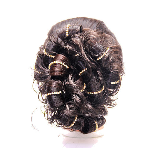 Girls Hair Juda For For Bride Concept Rs 250 Piece New Fashion