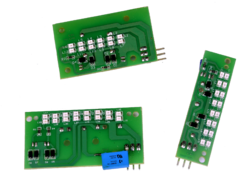 Geyser LED Indicator PCB
