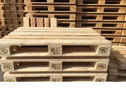 Heat Treated Wooden Pallet at Best Price in India