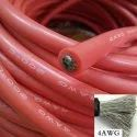 Silicone Wire 3t ( Tinned , Twist , Tinned )