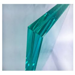 Laminated Toughened Glass, Thickness: 2.5 mm, Size: 12x12 mm