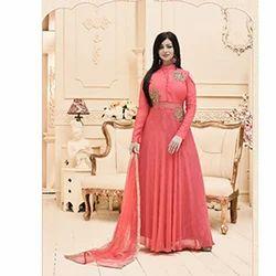 Long Ladies Anarkali Suits