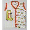 Sleeveless Baby Boy T-Shirt