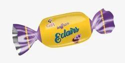 Saffron Eclairs Toffee