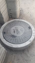 Manhole Cover Rubber Molds For Telecom Company