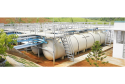 Package Domestic Waste Water Treatment Plant