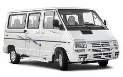 Tata Winger 9 Seater Luxury Van, Dicor 3200