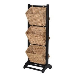 Decorative Magazine Wicker Rack