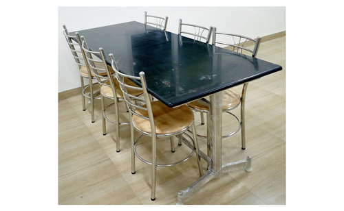 44612587a5 CANTEEN DINING TABLES & CHAIRS - Dining Table & Chairs Manufacturer from  Chennai